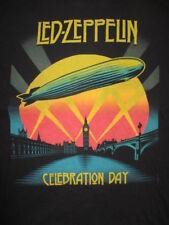 Led Zeppelin Celebration Day (Lg) T-Shirt Jimmy Page Robert Plant Bonham Jones