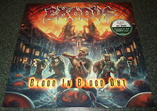 EXODUS-BLOOD IN BLOOD OUT-2014 2xLP GREEN VINYL-LIMITED TO 300!!-NEW+SEALED