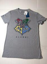 1279d58f629a Harry Potter Alumni Gray Licensed Short Sleeve T-Shirt Top Womens Juniors  Size S