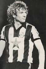 CALCIO FOTO > David Mills Newcastle United 1981-82