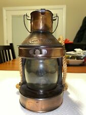 Masthead Copper Lantern-Used