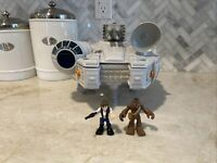 Imaginext Star Wars Millennium Falcon Fisher Price Hasbro Playskool