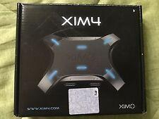 ADATTATORE XIM 4 HUB USB PERIFERICHE PC CONSOLE XBOX ONE PS 4 PS3 MOUSE KEYBOARD