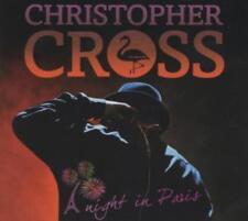 A Night in Paris di Christopher Cross (2013), nuovo OVP, 2 CD & DVD