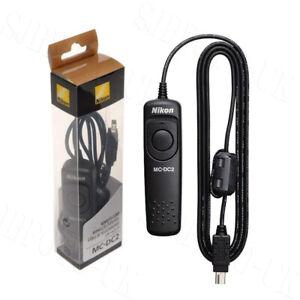Nikon MC-DC2 Remote Control Cable Release for D780 D7500 D7200 D5500 D3300 Z6 Z7