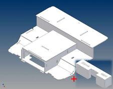 SLE - Fahrerhausboden + Elektronikbox für Tamiya Scania R470/R620 (M 1:14)