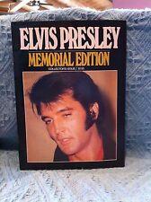 NOS 1977 ELVIS PRESLEY MEMORIAL EDITION MAGAZINE