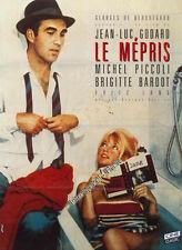 affiche MEPRIS (le) - GODARD - Brigitte BARDOT