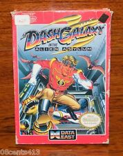 Dash Galaxy in the Alien Asylum (Nintendo NES) Show Those Freaks What You Can Do