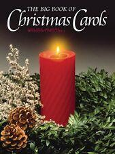 Big Book of Christmas Carols Sheet Music New 014004365