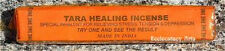 "Tibetan Tara Healing Incense 25 Sticks - 6"" long Traditional, Stress Relief {:-)"