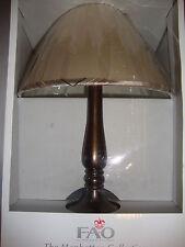 New Fao Manhattan Lamp Base & Shade