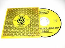 cd-single, Pearl Jam - Spin The Black Circle / Tremor Christ, Cardsleeve, Austra