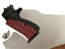 Lok Grip Cz 75 Compact Thin Matrix w Accent Color & Liner Cz75Tma