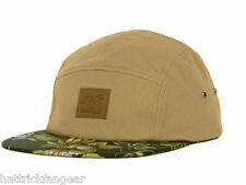 DC SHOES REGIMBALLER 5 PANEL CAMPER / RUNNER CAP - OSFM