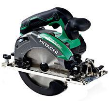 "Hitachi 18V Cordless Brushless 165mm 6-1/2"" Circular Saw C18DBAL - AU STOCK"
