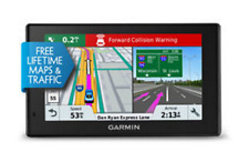 Garmin DriveAssist 51 LMT-S built in dash cam driver alerts advanced navigation