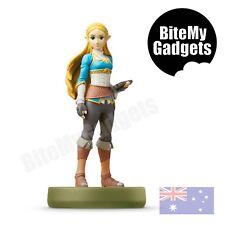 Zelda - Nintendo Amiibo - Zelda Breath Of The Wild - Wii 3DS Switch - BRAND NEW!