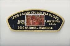 Lewis And Clark Council 2010 JSP 100th Anniversary (Black)
