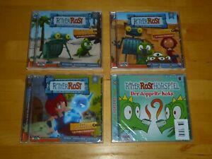 Ritter Rost CDs 4+1 St.