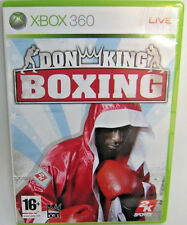 XBOX 360 Don King Boxing complet
