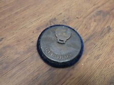 ANTIQUE COLUMBIA GRAMOPHONE RECORD CLEANER NEW PROCESS NO SCRATCH