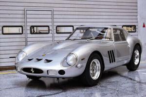 BBR1838 Ferrari GTO 250 1963 Silver No.19 of 99