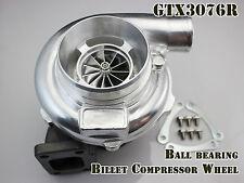 Universal Dual Ceramic Ball Bearing Turbo GT30 GT3076 GTX3076R A/R .63 Vband