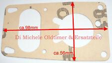 34 PCI SOLEX CARBURATEUR couvercle étanchéité SOLEX P. ex. VW COCCINELLE BEETLE