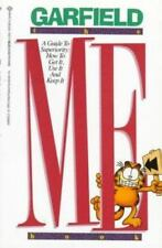 Garfield : The Me Book: A Guide to Superiority - Hardcover Book by Jim Davis