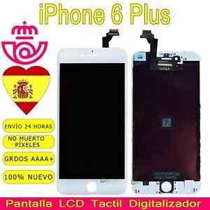 Pantalla Completa Display LCD iPhone 6 Plus A1522 A1524 A1593 Completa Blanco