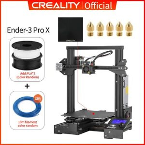 3D Ender-3 Pro Printer Printing Masks Magnetic Build Plate KIT Mean Well Power S