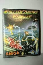ROLLER COASTER RUMBLER USATO BUONO AMIGA TUTTI EDIZIONE EUROPEA PAL DM1 40385
