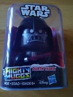 Disney Hasbro Star Wars Mighty Muggs Darth Vader Figure Brand new
