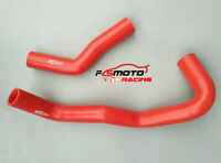 Red Silicone Radiator Hose Kit for Toyota Hilux 2.4 DIiesel LN60 LN61 LN65 84-91