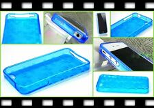 Slim Case Cover Schale Etui Apple iPhone 4 / 4S Handy Bumper Schutz Hülle Folie