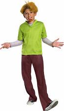 NEW SCOOB! Shaggy Costume Boys Medium  (8-10) Scooby Doo Rubies