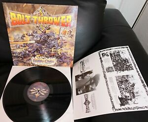 Bolt Thrower -- Realm of chaos  **VINYL**  No ReIssue