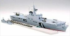 Tamiya 31006 1/700 JMSDF Defense Ship LST-4002 SHIMOKITA from Japan