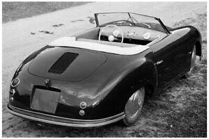 Porsche 356 / 2 Gmund Convertible – Porsche 356 Gmund Cabrio – 1948 – photo 1