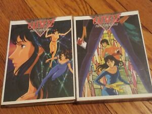 Cat's Eye anime dvd set perfect collection I &II - rare