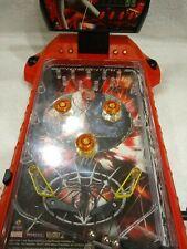 Vintage 2006 Marvel Spider-Man 3 Mga Electronic Pinball -Table Top Game