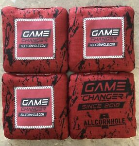 All Cornhole Bags Game Changers with no ACL stamp