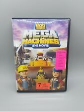 Bob the Builder Mega Machines 2017 The Movie Ex-Library DVD Plays Perfectly