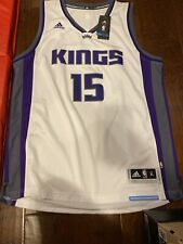 2017 Sacramento Kings Demarcus Cousins Swingman Jersey - Brand New XL White