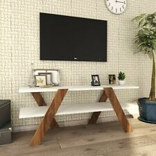 TV Stand For Flat Screen Up to 42 inch/White Contemporary design TV Stands
