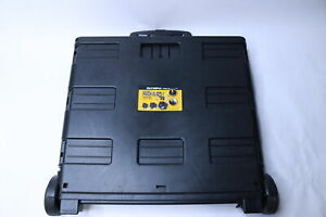 """Olympia Tools 85-010 Portable Tool Carrier Black 18.5"""" X 18.3"""" X 3.3"""""""