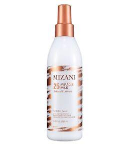 """Mizani Miracle Milk 25 Leave In 8.5 Oz. """"Free Shipping!!!"""""""
