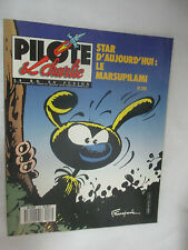 Pilote & Charlie Numéro 17 de Septembre 1987 (Marsupilami,Didier Savard,