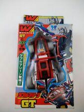 90's WING Japan W Machine GT Robot Transformers NMIB Diaclone Select Convertors